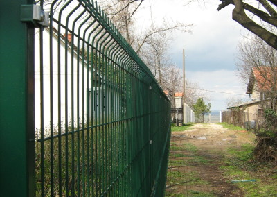 panelna ograda izgled