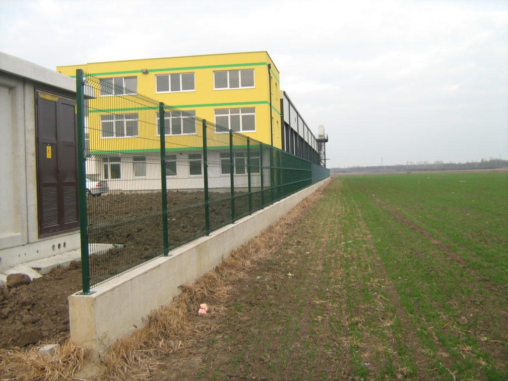 panelna ograda sa coklom