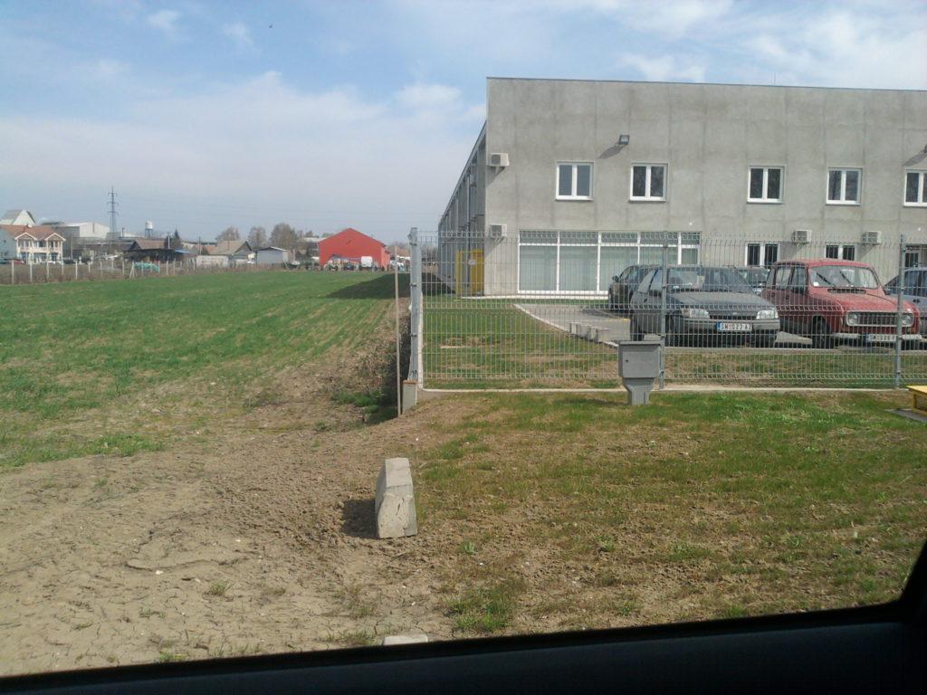 panelna ograda cinkovana