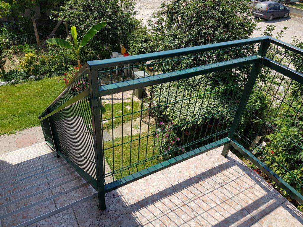 ograda za terasu