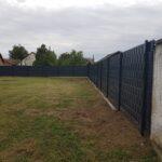 2D panelna ograda sa pvc trakom