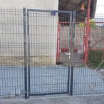 pesacka vrata za dvoriste