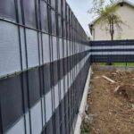 2d panelna ograda i traka