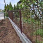 cokla i panelna ograda