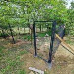 panelna ograda sremska kamenica