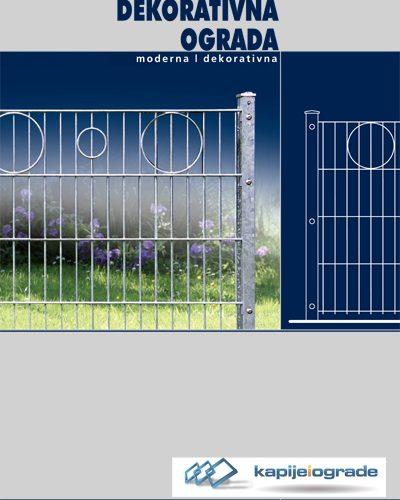 dekorativna ograda primeri